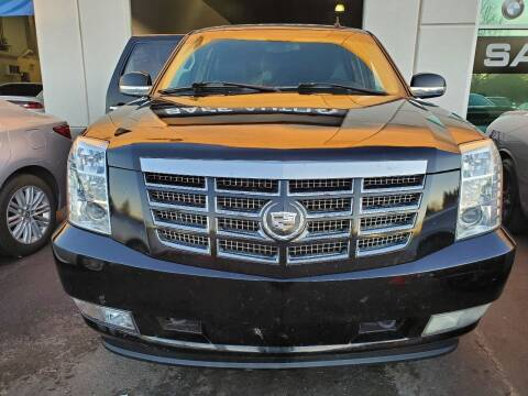 2007 Cadillac Escalade for sale at M & M Auto Brokers in Chantilly VA