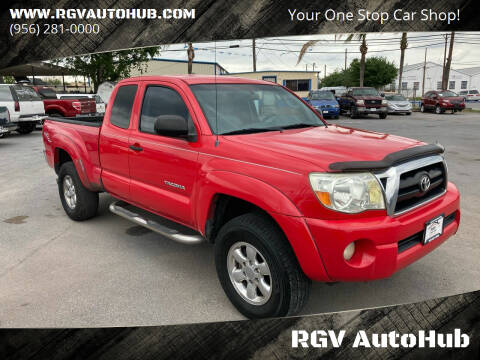2006 Toyota Tacoma for sale at RGV AutoHub in Harlingen TX
