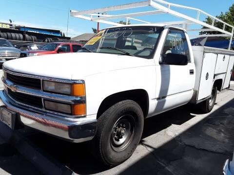 2000 Chevrolet C/K 3500 Series for sale at Auto Emporium in Wilmington CA
