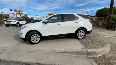 2020 Chevrolet Equinox for sale at CURIEL'S AUTO SALES LLC in Yuma AZ