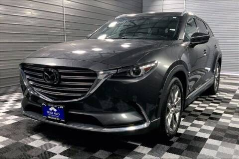 2017 Mazda CX-9 for sale at TRUST AUTO in Sykesville MD