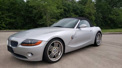 2004 BMW Z4 for sale at Houston Auto Preowned in Houston TX