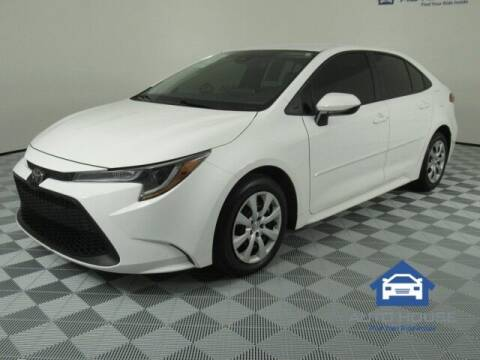 2020 Toyota Corolla for sale at Autos by Jeff Tempe in Tempe AZ