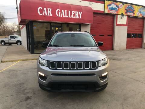 2018 Jeep Compass for sale at Car Gallery in Oklahoma City OK