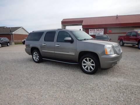 2012 GMC Yukon XL for sale at All Terrain Sales in Eugene MO