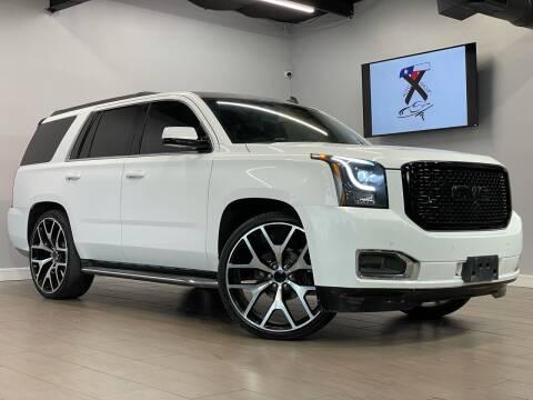 2015 GMC Yukon for sale at TX Auto Group in Houston TX