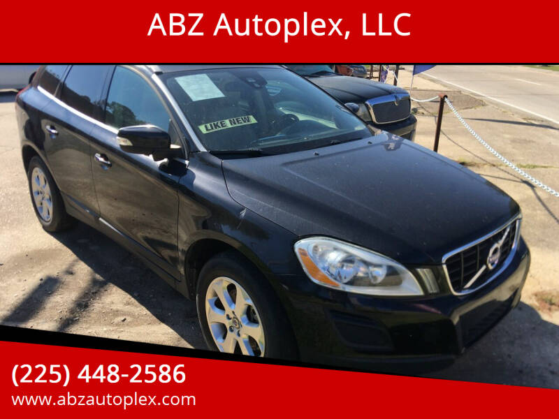 2012 Volvo XC60 for sale at ABZ Autoplex, LLC in Baton Rouge LA
