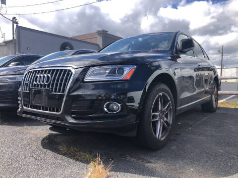 2016 Audi Q5 for sale at Top Line Import in Haverhill MA
