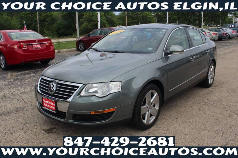 2008 Volkswagen Passat for sale at Your Choice Autos - Elgin in Elgin IL