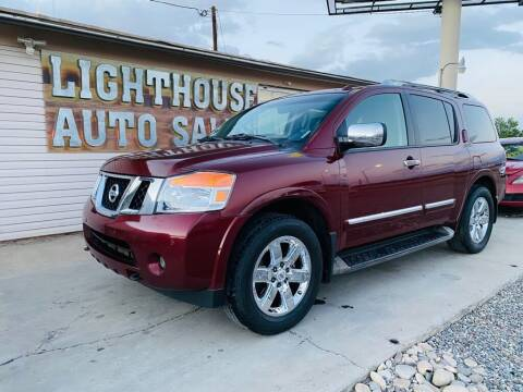 2010 Nissan Armada for sale at Lighthouse Auto Sales LLC in Grand Junction CO