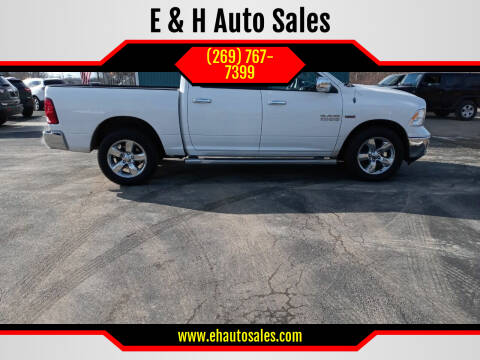 2013 RAM Ram Pickup 1500 for sale at E & H Auto Sales in South Haven MI