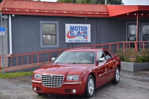 2008 Chrysler 300 for sale at Motor Car Concepts II - Kirkman Location in Orlando FL
