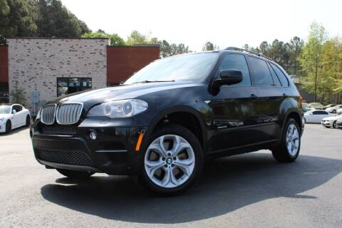 2013 BMW X5 for sale at Atlanta Unique Auto Sales in Norcross GA