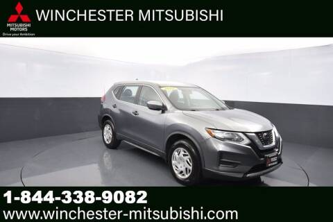 2018 Nissan Rogue for sale at Winchester Mitsubishi in Winchester VA