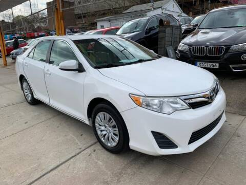 2012 Toyota Camry for sale at Sylhet Motors in Jamacia NY