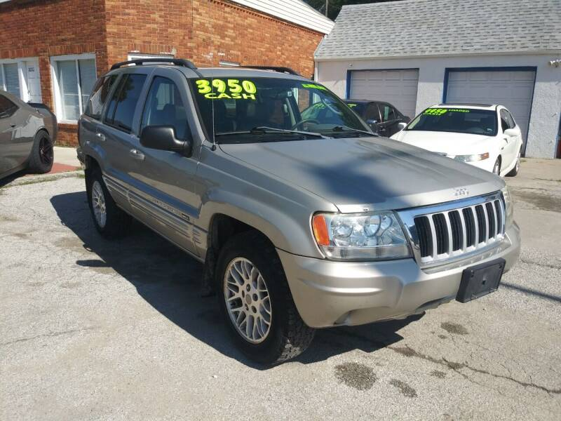 2004 Jeep Grand Cherokee for sale at Street Side Auto Sales in Independence MO