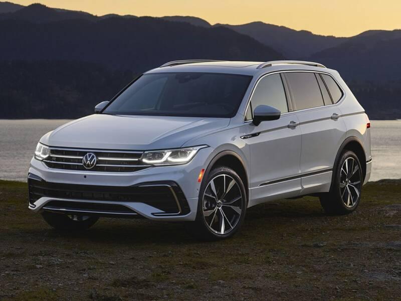 2022 Volkswagen Tiguan for sale in Mount Pleasant, SC