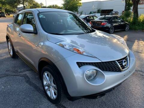 2013 Nissan JUKE for sale at AWESOME CARS LLC in Austin TX