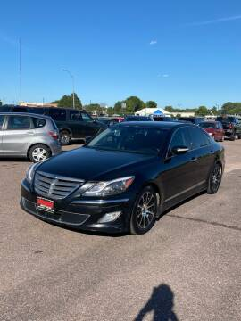 2012 Hyundai Genesis for sale at Broadway Auto Sales in South Sioux City NE