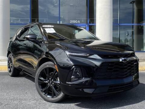 2019 Chevrolet Blazer for sale at Southern Auto Solutions - Capital Cadillac in Marietta GA