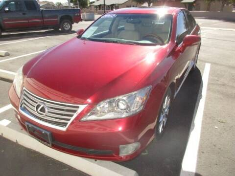 2012 Lexus ES 350 for sale at DORAMO AUTO RESALE in Glendale AZ