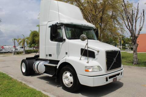 2012 Volvo VNM for sale at Truck and Van Outlet in Miami FL