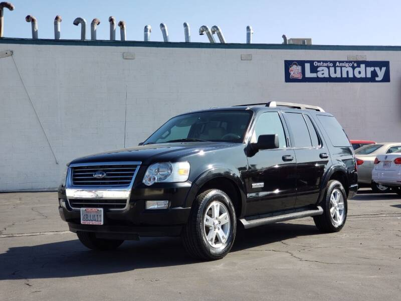 2007 Ford Explorer for sale at First Shift Auto in Ontario CA