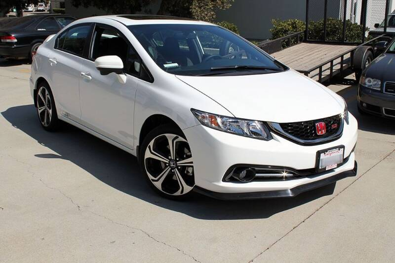 2014 Honda Civic for sale at Used Cars Los Angeles in Los Angeles CA