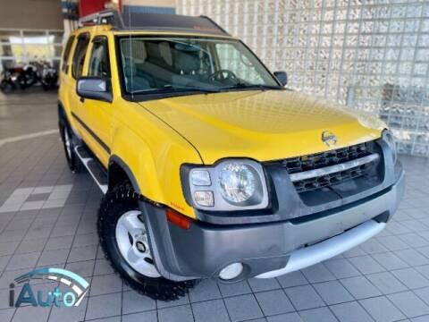 2002 Nissan Xterra for sale at iAuto in Cincinnati OH