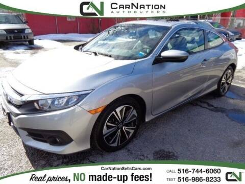 2017 Honda Civic for sale at CarNation AUTOBUYERS, Inc. in Rockville Centre NY