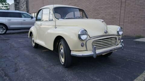 1957 Morris  Minor 1000 for sale at Fiore Motors, Inc.  dba Fiore Motor Classics in Old Bethpage NY