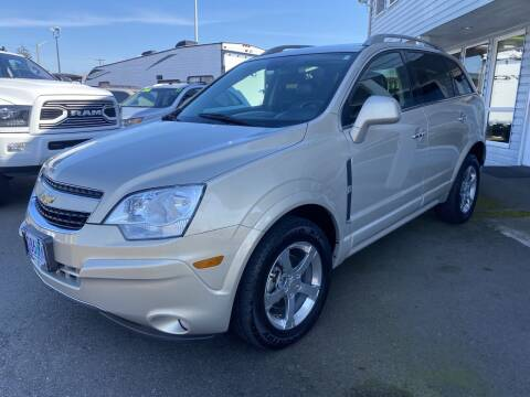 2012 Chevrolet Captiva Sport for sale at Salem Motorsports in Salem OR