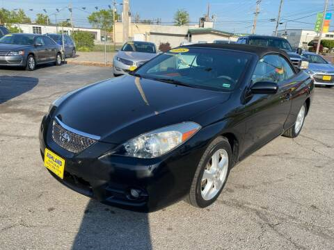 2008 Toyota Camry Solara for sale at ASHLAND AUTO SALES in Columbia MO