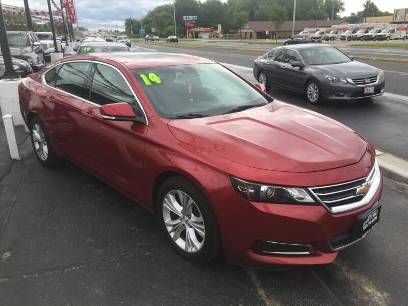 2014 Chevrolet Impala for sale at ROUTE 6 AUTOMAX in Markham IL