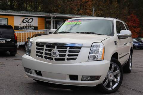 2009 Cadillac Escalade for sale at Go Auto Sales in Gainesville GA