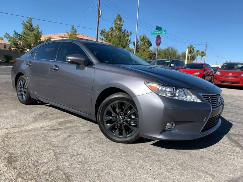 2014 Lexus ES 300h for sale at Boktor Motors in Las Vegas NV