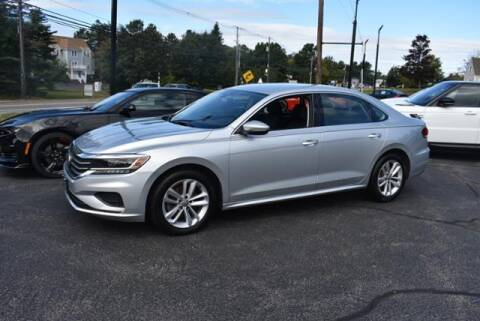 2020 Volkswagen Passat for sale at AUTO ETC. in Hanover MA