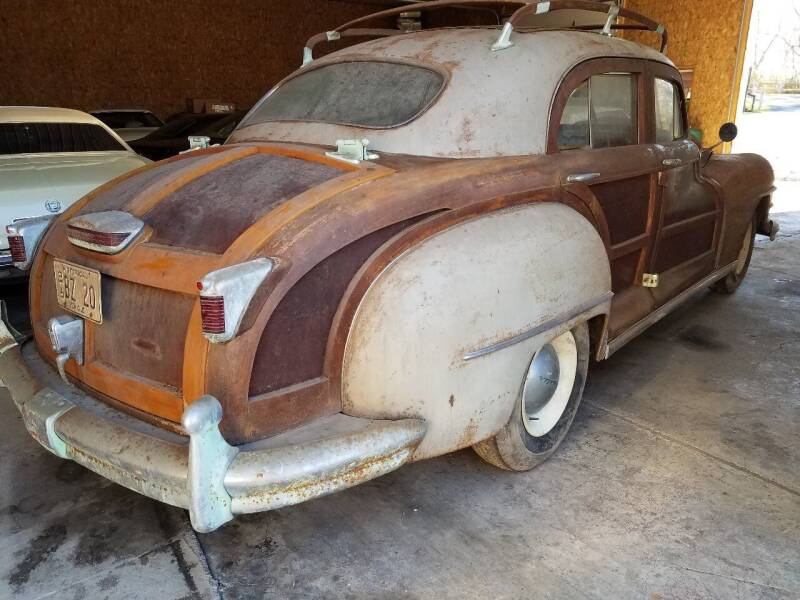 1947 Chrysler Windsor  - New Alexandria PA