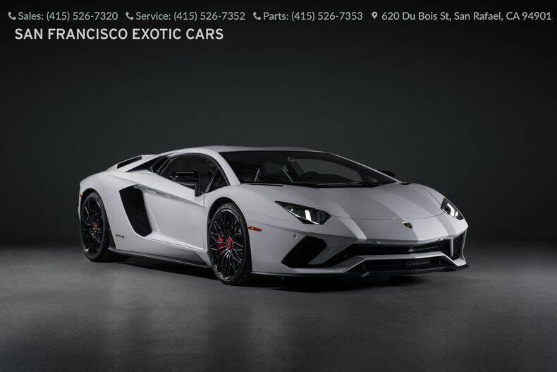 2018 Lamborghini Aventador for sale in Richardson, TX