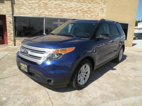 2013 Ford Explorer for sale at Kingdom Auto Centers in Litchfield IL