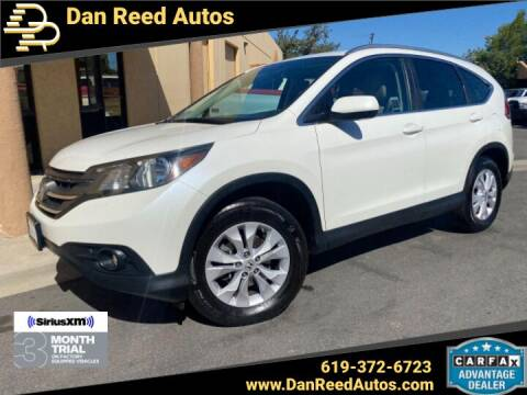 2013 Honda CR-V for sale at Dan Reed Autos in Escondido CA