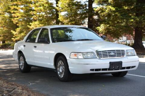 2005 Ford Crown Victoria for sale at Brand Motors llc - Belmont Lot in Belmont CA
