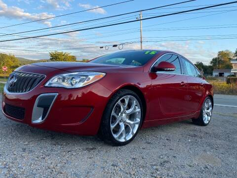 2015 Buick Regal for sale at Best For Less Auto Sales & Service LLC in Dunbar PA