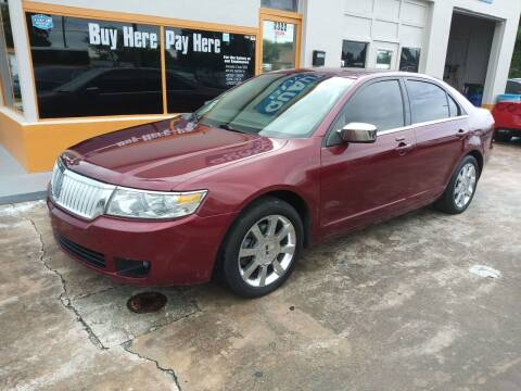 2006 Lincoln Zephyr for sale at QUALITY AUTO SALES OF FLORIDA in New Port Richey FL