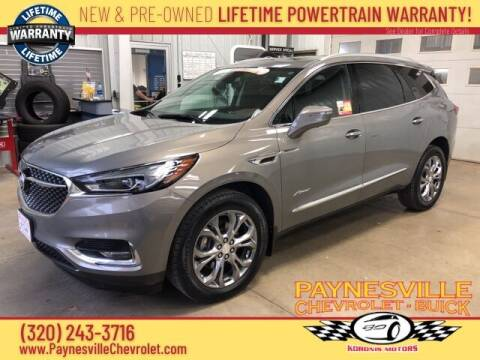 2019 Buick Enclave for sale at Paynesville Chevrolet - Buick in Paynesville MN