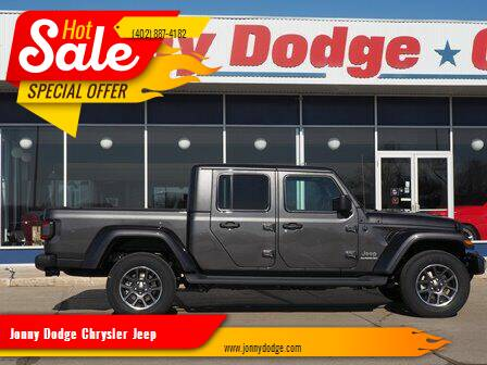 2020 Jeep Gladiator for sale at Jonny Dodge Chrysler Jeep in Neligh NE