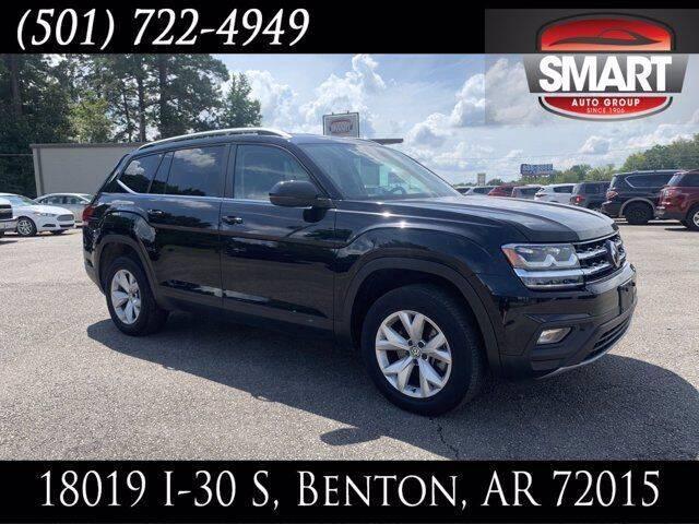2019 Volkswagen Atlas for sale at Smart Auto Sales of Benton in Benton AR