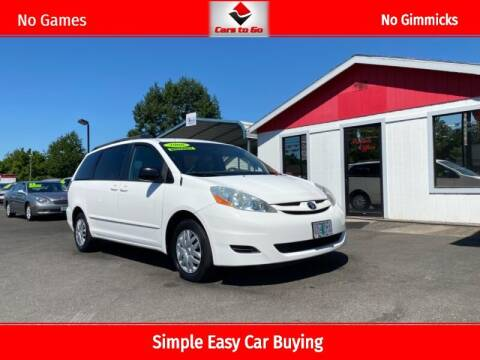 2006 Toyota Sienna for sale at Cars To Go in Portland OR