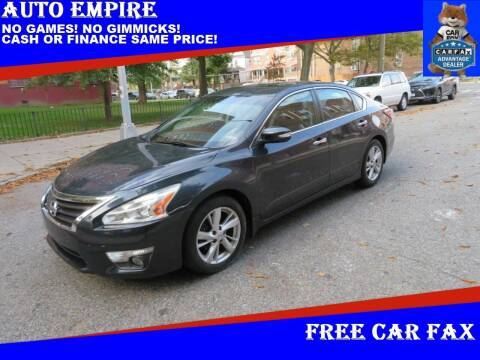 2015 Nissan Altima for sale at Auto Empire in Brooklyn NY
