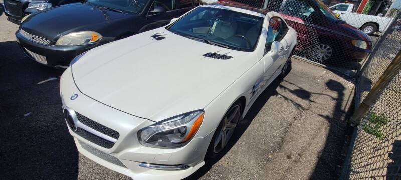 2014 Mercedes-Benz SL-Class for sale at Rockland Auto Sales in Philadelphia PA